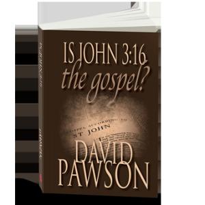 Is John 3-16 the Gospel